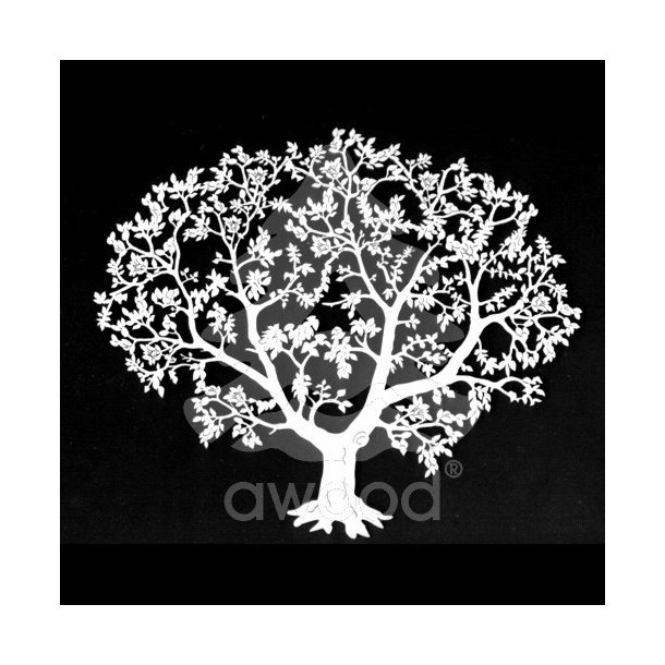 Træ - Bred krone